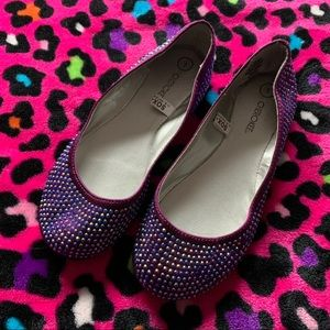 NEW Cherokee 1 Bedazzled Flats